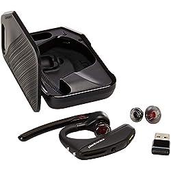 Plantronics Voyager 5200 UC Oreillette Bluetooth,Noir