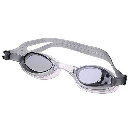 WHHHH Sommer Kinder Schwimmbrille Professional Hd Waterproof Schwimmbrille Spectacles Underwater Diving Schwimmbrille, Grau