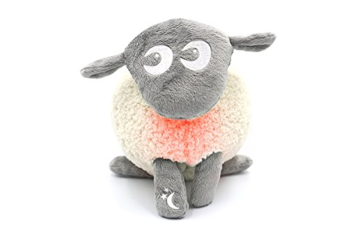 74ca811ce6b SweetDreamers Ewan Deluxe - Cry Sensor and Washable Sleep Soother (Grey)