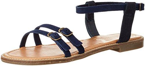 Levi's Cotati, Sandali Gladiatore Donna, Blu (Navy Blue), 40 EU