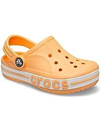 crocs Unisex Kid's Cantaloupe Clogs-J3 (205100-801)