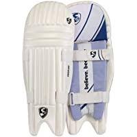 SG Proflex Light Weight Cricket Batting Leg Guard Pads Mens Size (Color May Vary)