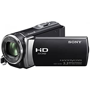Sony Handycam CX190 Full HD Camcorder - Black (5.3MP, 25x Optical Zoom) 2.7 inch LCD