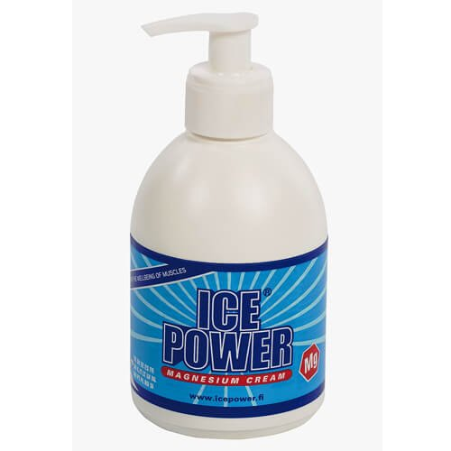 ICE POWER Magnesium Creme 300 ml Creme