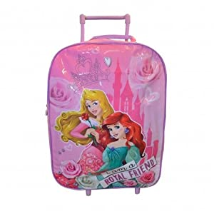 Sambro Disney Princess Trolley Bag from Sambro