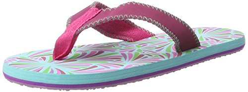 Beck Summer, Tongs Femme Rose