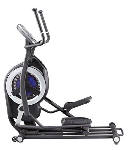MAXXUS® Ellipsentrainer 10.1 Pro – Magnet- und Luftantrieb. Crosstrainer mit elliptischem Bewegungsablauf. Gelenkschonende, flache und elliptische Bewegung. 150kg Benutzergewicht - 2
