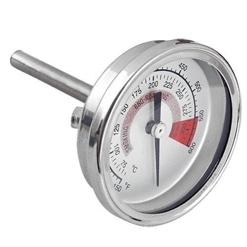57mm Zeigerthermometer Bimetall Thermometer 300°C 600°F