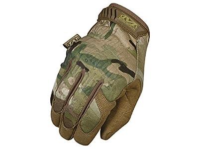 Einsatzhandschuhe -Mechanix Wear Original Glove-, doppelt vernäht und verstärkt - multicam von Mechanix - Outdoor Shop