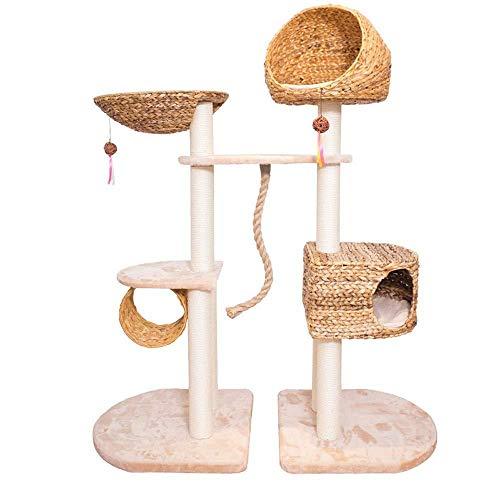 LIRUI Árboles Gatos- Gato De Verano árbol De Ratán