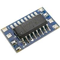 BeMatik - Conversor electrónico Serie RS232 a TTL. Módulo MAX3232 DW-1028