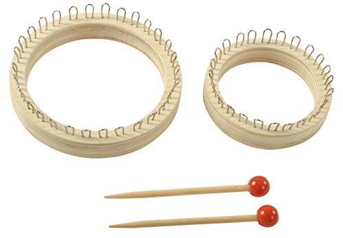 EDUPLAY 210210Strick Ring (Klein)