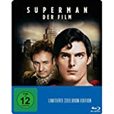 Superman - Der Film (Exklusive Steelbook Edition) -