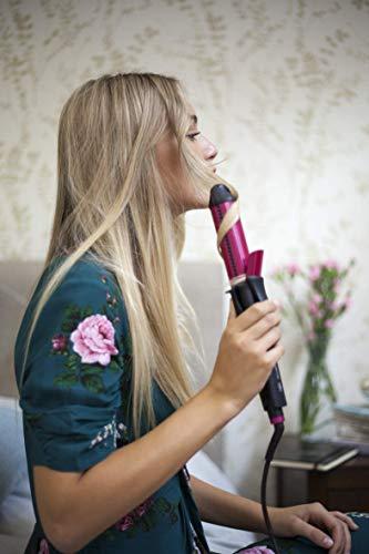 Plancha Rowenta de pelo Fashion Stylist 3 en 1