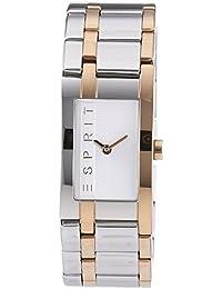 Esprit Damen-Armbanduhr LA Houston Analog Quarz Edelstahl ES000J42083