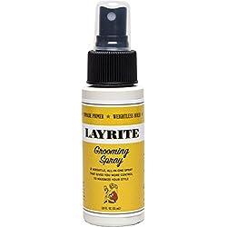 Layrite - Espray para crecimiento del cabello, tamaño viaje, 55 ml