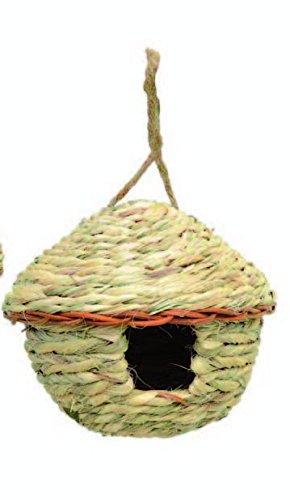 Verdemax 575513x 16cm Bungalow House für kleine Vögel
