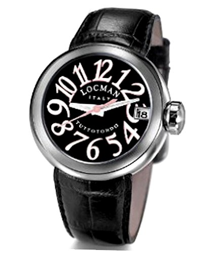 Locman 034000BKWHP0PSK Women's Wristwatch