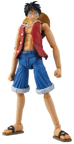 One Piece Bandai Figure Rise 1/8 Scale Master Grade Model Kit Monkey D. Luffy (japan import)
