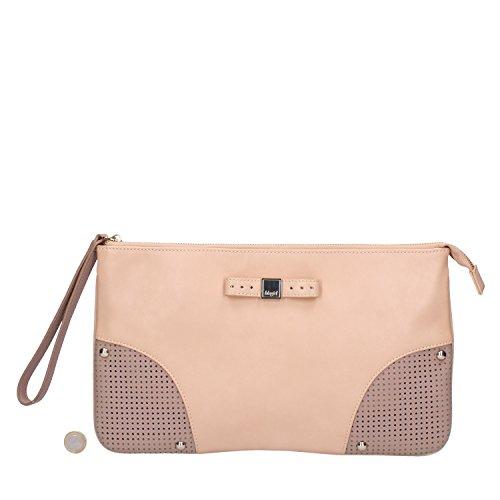 Blumarine BLUGIRL Handtaschen Damen synthetisches leder beige