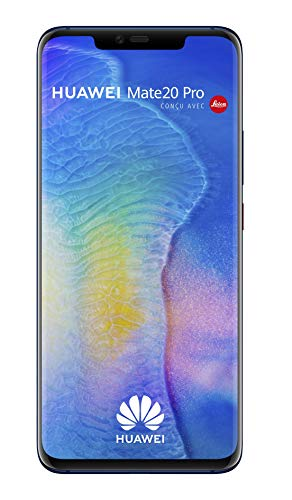 Huawei 20 Pro 16,2 XMUMX (6.39) 6 GB 128 GB Dual SIM Hybrid 4G 4200 mAh, Color: Blue (Midnight Blue)