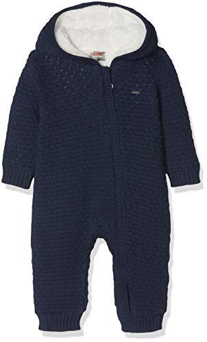 Kanz Baby - Jungen Overall m. Kapuze Schneeanzug, per Pack Blau (Dress Blue Blue 3043), 56 (Herstellergröße: 56)