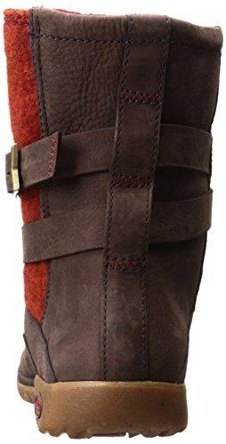 Chaco Womens Hopi Boot Brick Red