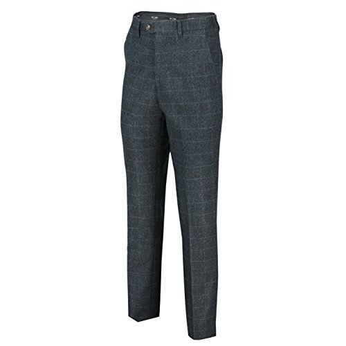 Xposed Herren Weste * One size Trouser-Dark Blue