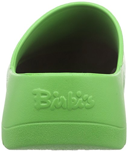 Birkis SUPER BIRKI  AS, sandales mixte adulte Vert (Apple Green)