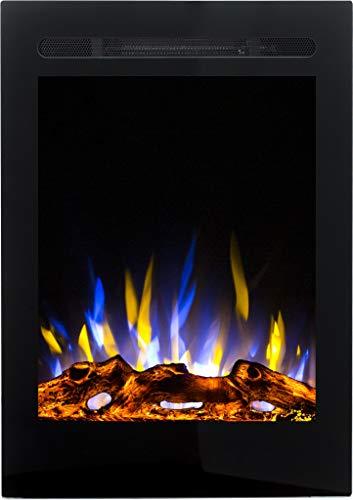 Inserto para chimenea eléctrico AFLAMO LED 50 PRO | Tecnología LED de...
