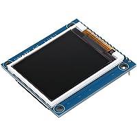 Akozon LCD Anzeigen Module 1.8 Zoll TFT ernstes Farb LCD Anzeigen Modul mit dem PCB Sd Sockel kompatibel mit Schnittstelle 1602