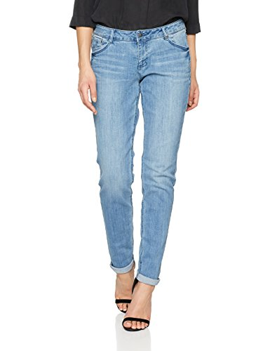 s.Oliver Damen Skinny Jeans 04.899.71.4713, Blau (Blue Denim Stretch 53Z4), 36/L32 (Stretch-denim Indigo)