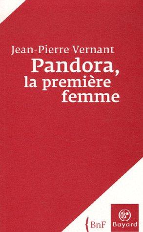 Pandora, la première femme