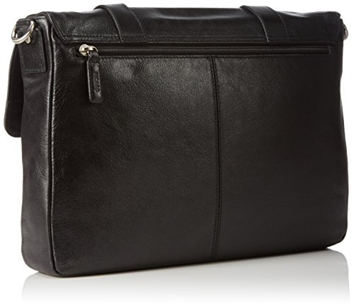 Picard Buddy Business-Tasche Leder 37 cm Schwarz