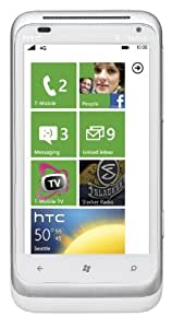 HTC Radar (White Silver)