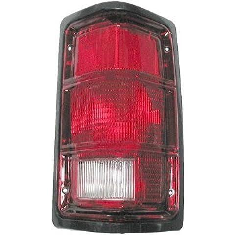 OE-Dodge Dakota-Fanale posteriore, lato passeggero per numero) Partslink CH2801111 Multiple