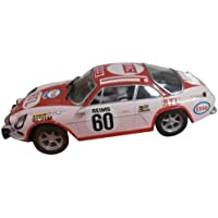 Scalextric Original - Renault Alpine A110 Montecarlo - coche slot analógico (A10082S300)