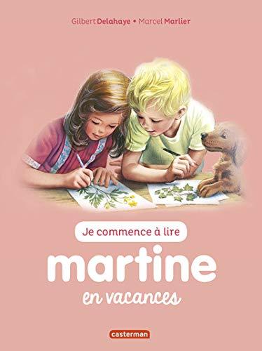 Je commence à lire avec Martine, Tome 45 : Martine en vacances