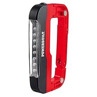 Powerbuilt 642359Jumbo Karabiner LED Taschenlampe