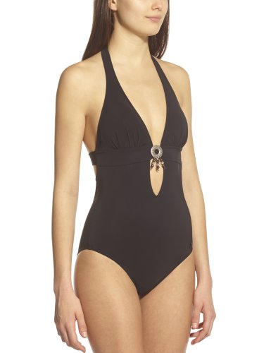 BANANA MOON Dreamy Black, Maillot 1 pièce, Noir, Taille Fabricant: 42