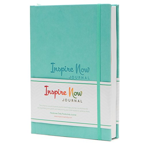 INSPIRE NOW JOURNAL - A5 Daily &...