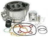 Unbranded 50 CCM NEU Zylinder KIT Set KOMPLETT für MINARELLI AM3 AM4 AM5 AM6 Motor Wasser Zylinderkit