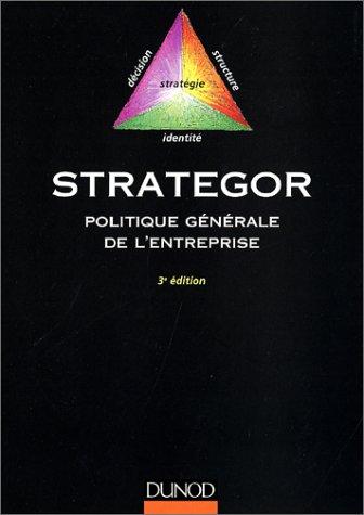 STRATEGOR PDF GRATUIT TÉLÉCHARGER