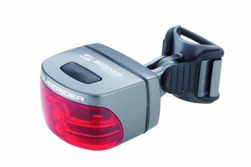 Sigma Sport Batterierücklicht LED, anthrazit, 828 (828 Licht)