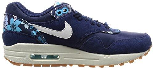 Nike Air Max 1 Print, Damen Sneakers, Blau - 6
