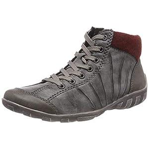 Rieker Damen L6545 Hohe Sneaker