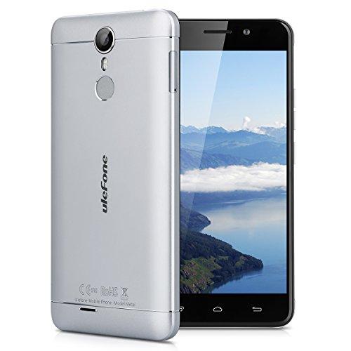Ulefone Metal - 4G Smartphone Libre Multitáctil Android 6.0 (Pantalla HD 5.0