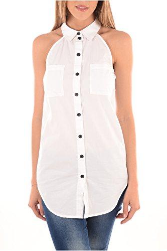 Noisy May - Camicia -  donna bianco L
