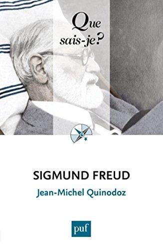 Sigmund Freud:  Que sais-je ?  n 2121