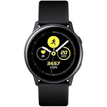 Samsung SM-R500 Reloj Inteligente Negro SAMOLED 2,79 cm (1.1